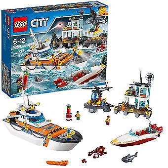 Lego 60167 City Hoofdkwartier