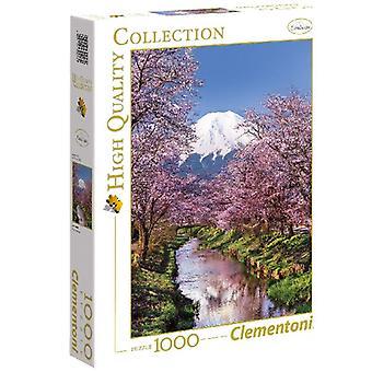 Puzzel 1000 Fuji Mountain