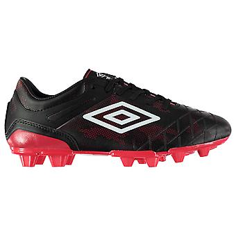 Umbro Mens UX 2.0 Premier HG Football Boots Firm Ground Lace Up Padded Ankle