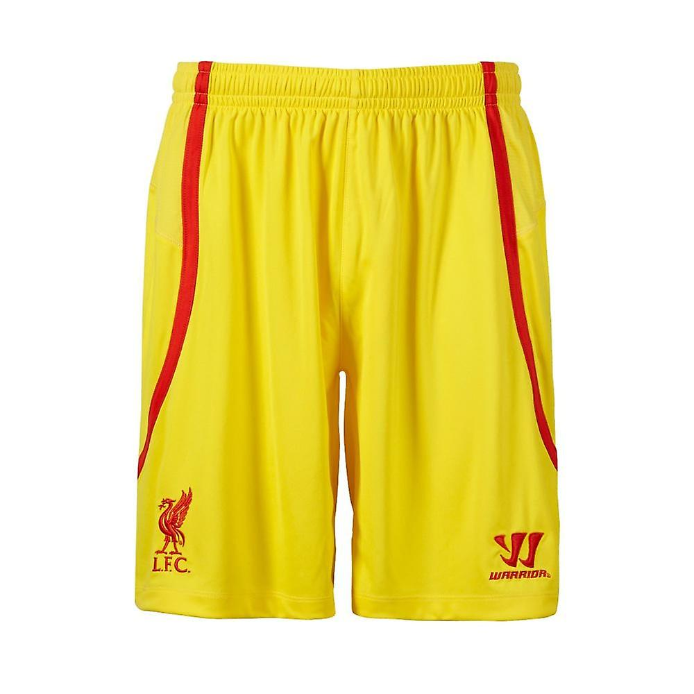 Pantaloncini Gara Away 2014-15 in Liverpool (giallo)