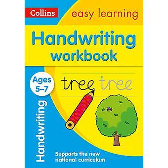 التعرف على خط اليد المصنف الإعمار 5-7 من كولينز سهلة التعلم-978000815146