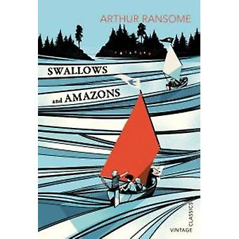 Swallows and Amazons by Arthur Ransome - 9780099572794 Book