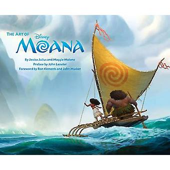 The Art of Moana by Jessica Julius - 9781452155364 Book