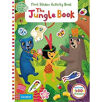 The Jungle Book - First Sticker Activity Book (Main Market Ed.) by Mir