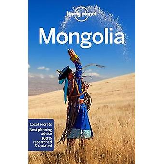 Lonely Planet Mongolia by Lonely Planet Mongolia - 9781786575722 Book