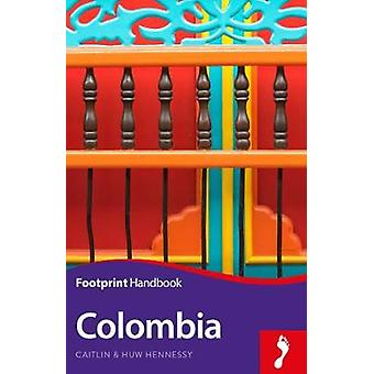 Colombia by Caitlin Hennessy - 9781911082538 Book