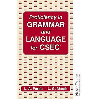 Kenntnisse in Grammatik und Sprache für WBK durch Louis A. Forde - l.g.