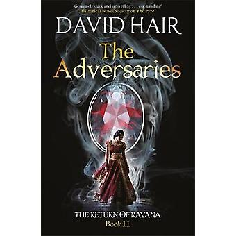The Adversaries by David Hair - 9780857053619 Book