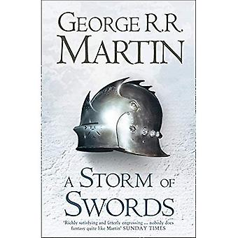 A Storm of Swords (Hardback reissue): Book 3 of A Song of Ice and Fire