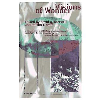 Visions of Wonder: The Science Fiction Research Association Anthology
