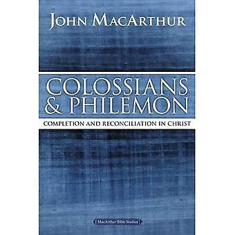 Colossians and Philemon (MacArthur Bible Studies)