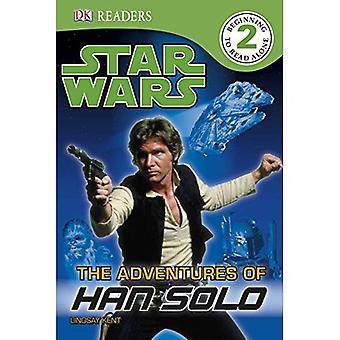 Star Wars: Die Abenteuer von Han Solo (DK Lesetext - Stufe 2
