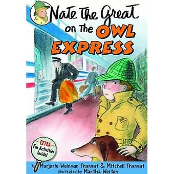 Nate the Great on the Owl Express (Nate the Great Detective Stories