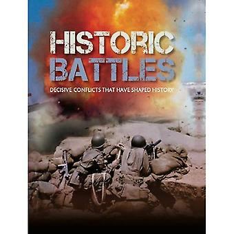 Historic Battles With Battle Map