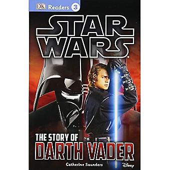 Star Wars: The Story of Darth Vader (lecteurs DK: niveau 3)