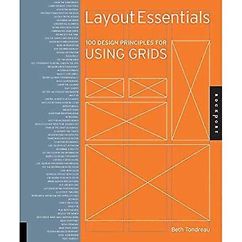 Layout Essentials: 100 designprinciper för användning av nät