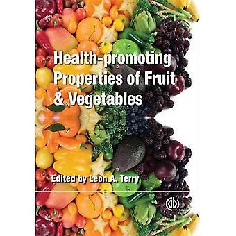Hälsofrämjande egenskaper av frukt och grönsaker