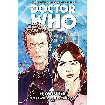 Doctor Who: The Twelfth Doctor, Volume 2: Fractures