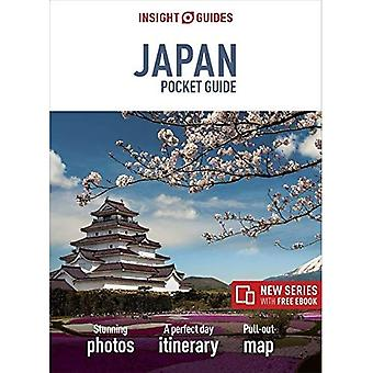 Insight Pocket Guide Japan - Insight Pocket Guides (Paperback)