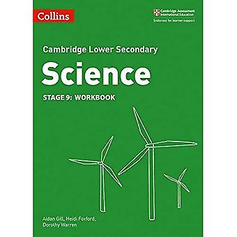 Lower Secondary Science Workbook: Stage 9 (Collins Cambridge Lower Secondary Science) (Collins Cambridge Lower Secondary Science)