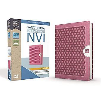 Santa Biblia Nvi, Ultrafina� Compacta, Rosa C/Cierre