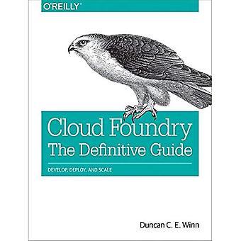 Wolk gieterij - The Definitive Guide: Ontwikkelen, distribueren en schalen