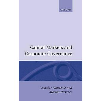 Capital Markets and Corporate Governance by Dimsdale & Nicholas