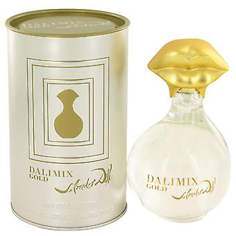 Salvador Dali Dalimix Gold Eau de Toilette 100ml EDT Spray