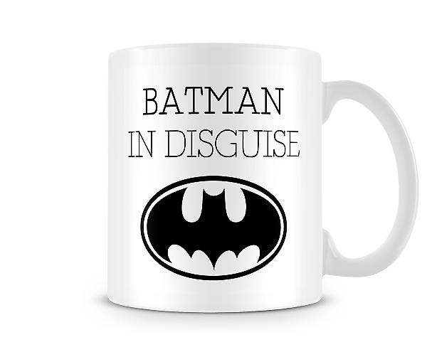 Batman In Disguise Mug