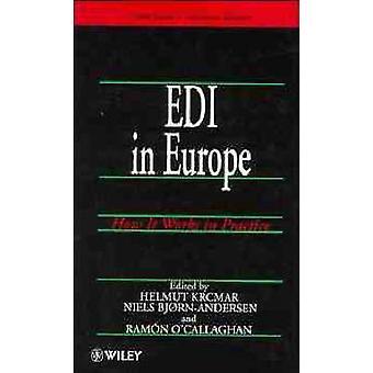 EDI in Europa, wie es in der Praxis durch Krcmar funktioniert