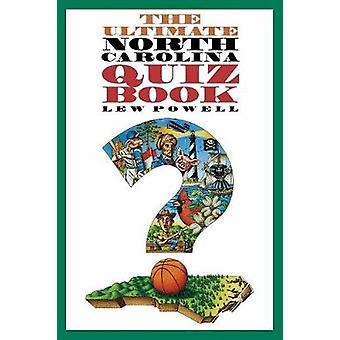 Ultimate North Carolina frågesporten boken av Powell & Lew