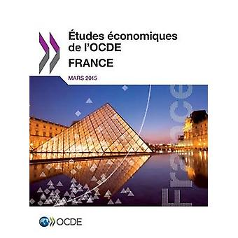 tudes conomiques de lOCDE Frankrig 2015 af OECD
