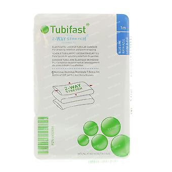 Tubifast rurowe bandaż 2482 niebieski 1 metr