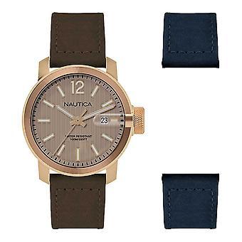 Nautica Houston NAPSYD013 heren horloge