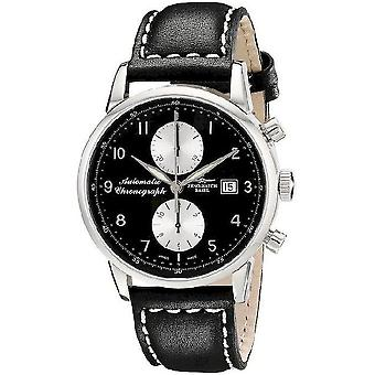 Zeno-Watch Herrenuhr Magellano Chronograph Bicompax 6069BVD-d1