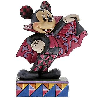 Disney Traditions Mickey Maus ' Colourful Count ' Figurine