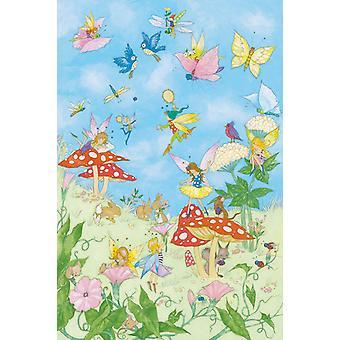 Poster - Studio B - 24x36 Fairy Tales Wall Art CJ1551