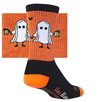 Chaussettes - SockGuy - Limited Edition Sheet-Faced Crew L/XL Cycling/Running