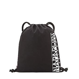 Napapijri HAPPY GYM SACK Casual Backpack - 42 cm - 18 liters - Black (Black)
