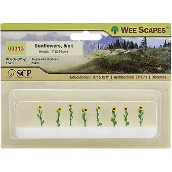 Sunflowers 8/Pkg- 00313