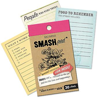 Special Occasions Smash Pad 30 Sheets 30614857