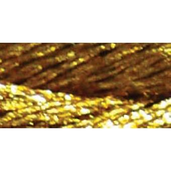 Sullivans Metallic Pearl Floss Gold 445Sf 44506