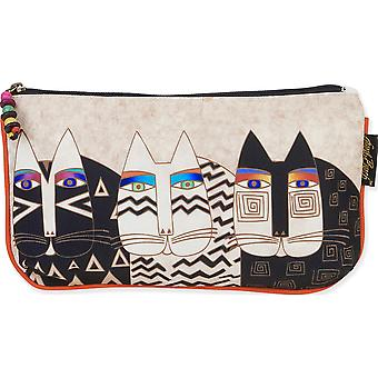 Cosmetic Bag Set 3 Pkg Wild Cats Lb5336