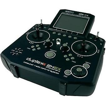 Jeti DUPLEX DS-14 Mode 1/3 Handheld RC 2,4 GHz No. of channels: 8