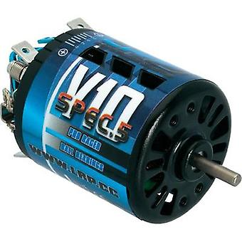 Model car brushed motor LRP Electronic V10 Spec 5 46400 rpm Turns: 10