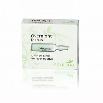 Santana overnight express ampoule 3 x 3 ml
