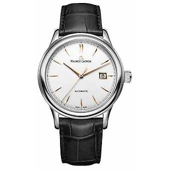 Maurice Lacroix Les Classiques Automatic Date Gold Markers LC6098-SS001-131-1 Watch