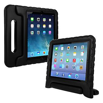 Caseflex Apple iPad 2,3,4 Silicone Handle Black