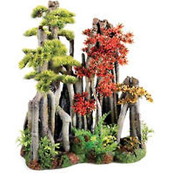 Classic For Pets Dense Undergrowth 415mm (Fish , Decoration , Ornaments)