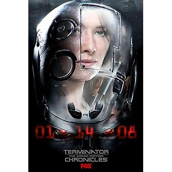 Terminator The Sarah Connor Chronicles - style BF Movie Poster (11 x 17)